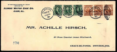 cover to switzerland